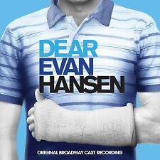 DEAR EVAN HANSEN : Broadway Cast (Double coloured LP Vinyl) sealed