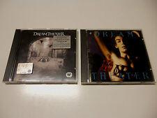"Dream Theater ""When dream and day Unite"" 1989 & ""Train of tought"" 2003 2cd Combo"