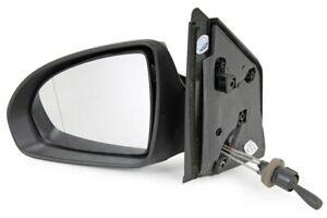Smart Fortwo Außenspiegel Spiegel links lackierbar 451 01//07- Neu Fahrersei.