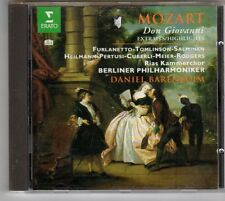 (EU40) Mozart: Don Giovanni (Highlights) - 1992 CD
