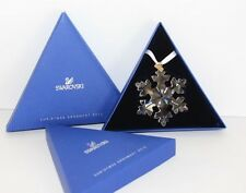 Swarovski 5180210 Annual Edition 2016 Snowflake Christmas Ornament