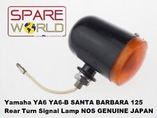 Genuine Yamaha YA6 YA6-B SANTA BARBARA 125 Rear Turn Signal Lamp NOS JAPAN