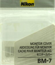 Nikon BM-7 LCD Monitor Cover for D80 Digital SLR Camera