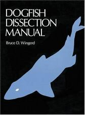 Dogfish Dissection Manual-ExLibrary