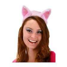 Pinky Pie My Little Pony Costume Kit Ears Headband Sexy Animal Adult Halloween