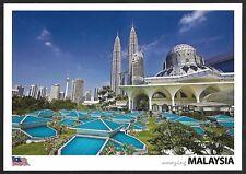 MALAYSIA POSTCARD - AL-ASYIKIN MOSQUE