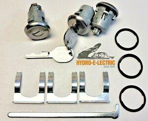 NEW 1974-1984 Oldsmobile Cutlass Door and Trunk Lock Set
