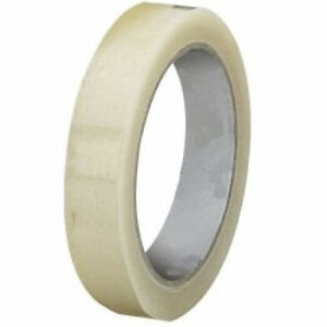 new PARCEL PACKING STRONG TAPE 40m x25mm ROLLS PACKAGING SELLOTAPE