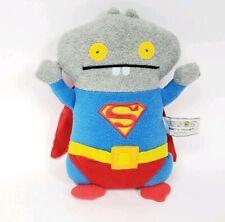 """Uglydoll Superman Plush Stuffed Toy Doll 8"""""""