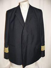 Original Kapitän Winter Uniformjacke dunkelblau 56 Top Zustand neuwertig