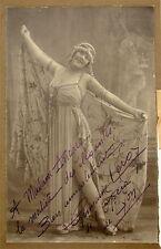 Photographie : BONNET (F.) Portrait... de la danseuse Germaine Leroy - Costume