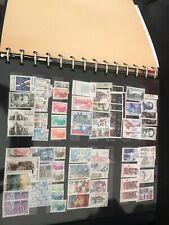 Album SAFE timbres FRANCE de1980 a 2000 neufs sans charnière FACIALE 450 euros