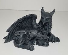 Griffin/Griffon/Gryphon - Mother & Babies/Hatchlings - Figurine/Collectible