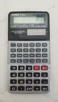 Vintage Casio fx-300h Super-FX Scientific Solar Calculator