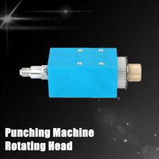 M12 Punching Edm Machine Part High Pressure Pump Drill Rotating Head Aluminum