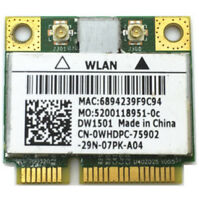 Dell DW1501 BCM4313 802.11n 150M MINI PCI-E Card for N3010 D1510 N4010 3400 15R