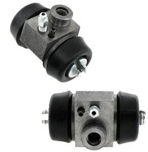 2 Drum Brake Wheel Cylinders Rear L & R For Austin MG Morris SAAB GWC1102