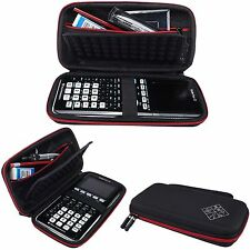 Carry Storage Case Pouch For Texas Instruments TI-83 Plus Graphing Calculator