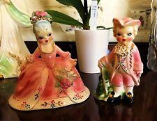 Josef Originals California Figurines Marie Antoinette & Joseph Ii - Beautiful!