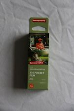 Lomography Tiger Colour Negative 110 Film - Brand-new boxed film