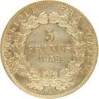 A863 5 Francs Napoléon III 1852 A Paris Argent Silver -> Faire offre