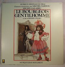 Jean Bouchety LE BOURGEOIS GENTILHOMME Moliere French Import Mint Gatefold LP