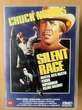 Silent Rage DVD 1982 Martial Arts Serial Killer Slasher Horror with Chuck Norris