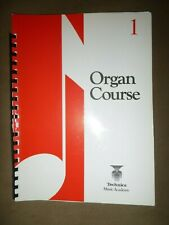 Organ Course Book: Technics Music Academy Book 1