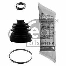 Cv Boot Kit Bellow Set drive shaft 38343 by Febi Bilstein Genuine OE - Single