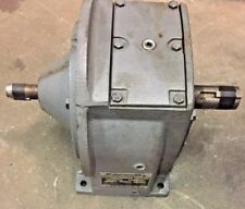 Hub City 02DA Power Ratio 2 II Speed Gear Reduce 7.672/1 9.48 hp 1750 rpm