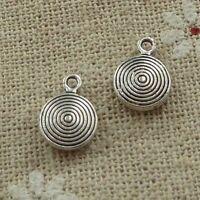 2 Breloques /_ OISEAUX PERROQUETS 17,5X17mm /_ Perles charms création bijoux B604