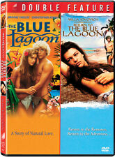 Blue Lagoon/Return to the Blue Lagoon [2 Discs] DVD Region 1