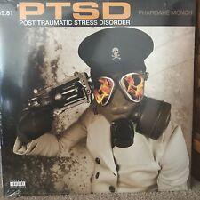 PHAROAHE MONCH - P.T.S.D. POST TRAUMATIC STRESS DISORDER SEALED DOUBLE VINYL LP