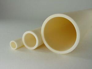 "1.750"" OD x 1.50"" ID x 4.50"" L High Purity Alumina Ceramic Tube"
