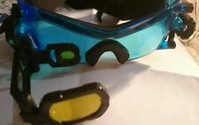 Spy Gear Brand Night Goggles Adjustable Head Strap 2 LED Lights See In The Dark