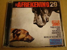 CD STUDIO BRUSSEL / DE AFREKENING 29