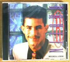 "RAULIN RODRIGUEZ - "" REGRESA AMOR "" - CD"