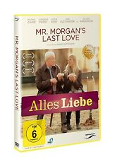 MR.MORGAN'S LAST LOVE (ALLES LIEBE)  DVD NEU