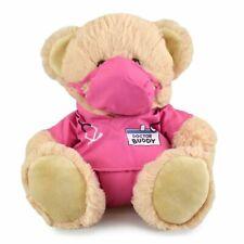 My Buddy Bear Kids/toddler 23cm Soft Doctor Plush/stuffed Toys 3y Pink/brown