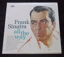 FRANK SINATRA All The Way LP STILL SEALED