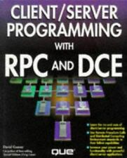 Client/Server Programming with Remote Procedure Calls and DCE