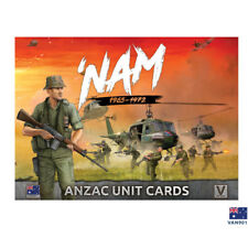 Flames of War - Vietnam: ANZAC Forces in Vietnam Unit Cards VAN901