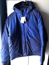 Men's XL Puma PWR Warm Hooded Jacket Peacoat Blue 851632 NWT $140