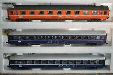 Roco 54234A/234A/236D SBB-IC Wagenset  3-teilig nie ausgepackt NEU 1/87 30 cm