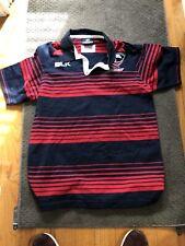 Usa Rugby Blk United States Eagles- Nwot Short Jersey Vintage Men's Xl New �