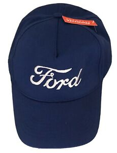 Ford Cars Embroidered Baseball Cap Gift Ford Embroidered Gift Ford Logo Focus