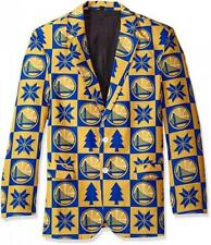 NBA Patches Business Jacket Golden State Warriors size 42