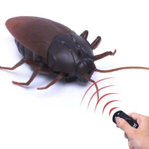 Remote Controlled Cockroach Kids Toy Gift High Quality