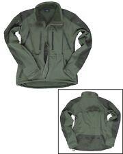 Softshell Jacke Softshell-Blouson MiL-Tec Plus oliv