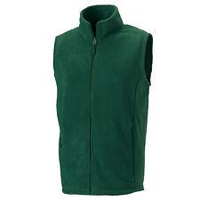 Mens Outdoor Fleece Bodywarmer Sleeveless Jacket Gilet XS – 2XL Free PnP
